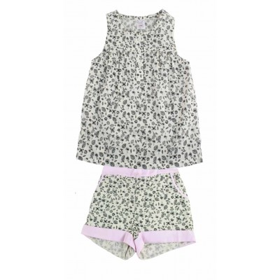 Lilsoft baby Girls Fashion Top & Shorts