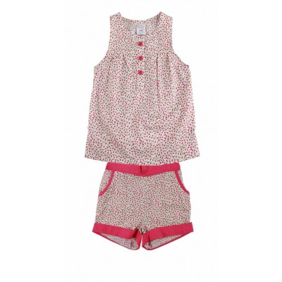 GIRLS FASHION TOP & SHORTS