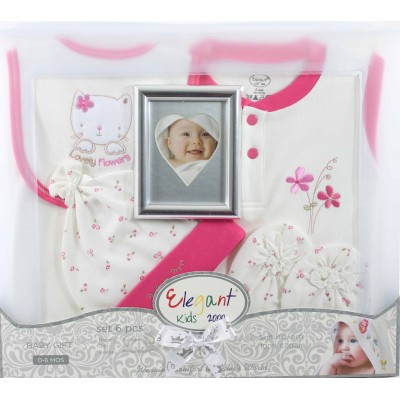 6 PCS PHOTO FRAME GIFTSET