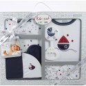 Elegant Kids Bodysuit 5 Pcs Gift set