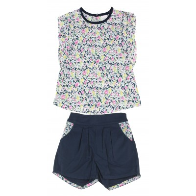 Lilsoft baby Girls fashion Top & Short