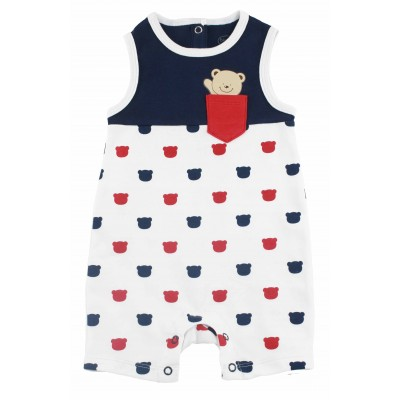 Cool Summer Baby Romper
