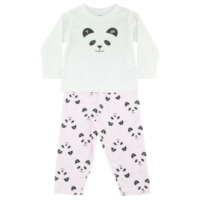 Lilsoft baby Infant Girls Pyjama Suits