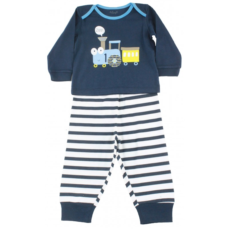 Lilsoft baby Infant Boys Pyjama Suits