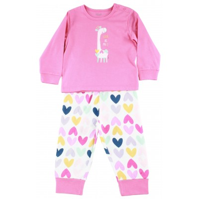 Infant Girls Pyjama Set