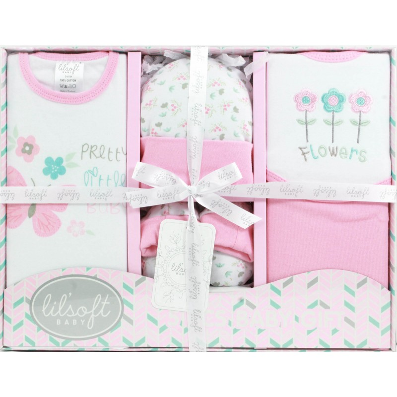 Best Baby Gift Sets : Baby tank top pieces gift set for sets