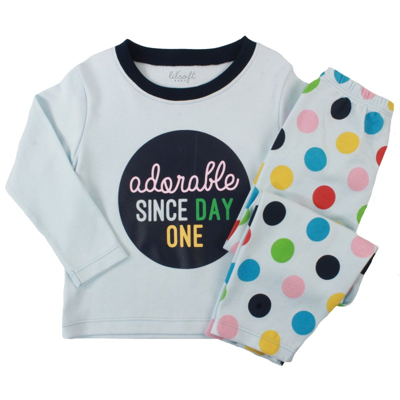 INFANT GIRLS PYJAMA SUITS