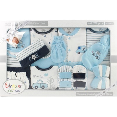 Elegant kids 20 PCS GIFT SET
