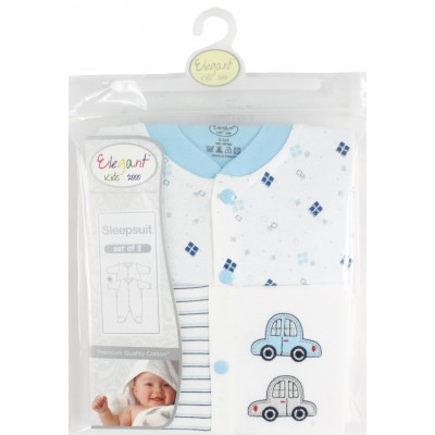 Elegant kids 2 PACK SLEEPSUIT