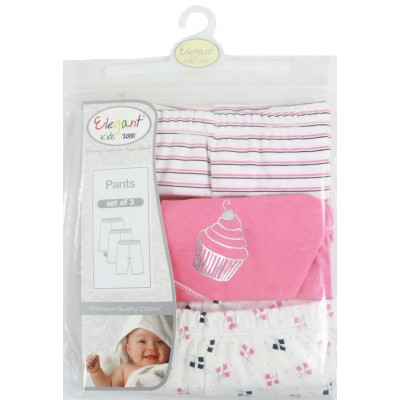 Elegant kids 3 PACK PANT