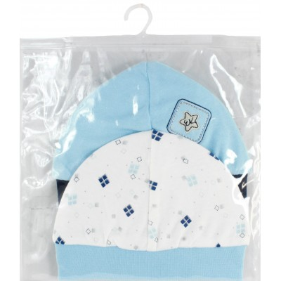 Elegant kids 2P PCS HAT (4PANEL)