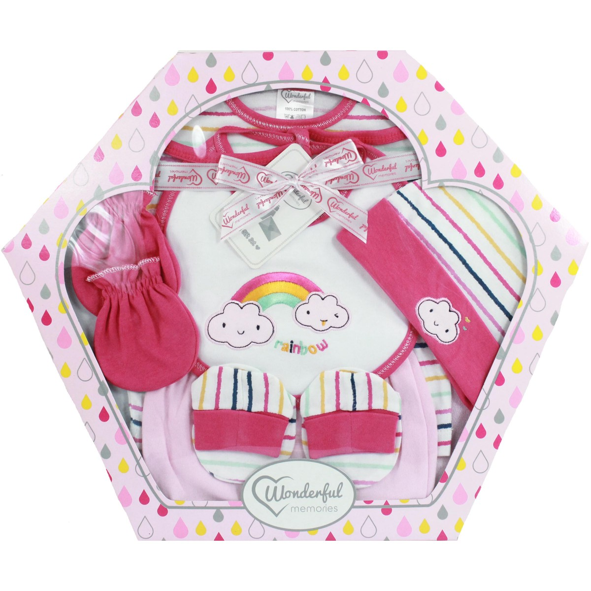 Baby Gift Set Zwitsal : Wonderful memories pcs baby gift set for sets