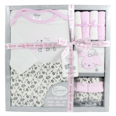 WONDERFUL MEMORIES 8 PCS GIFT SET