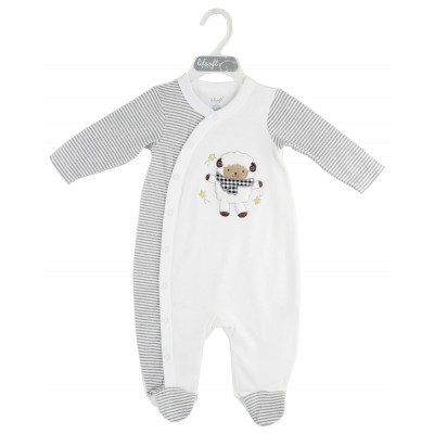 LILSOFT BABY 1PCS WRAP SLEEPSUIT