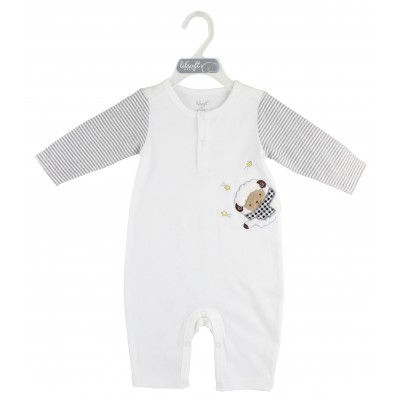 LILSOFT BABY 1PCS SLEEPSUIT