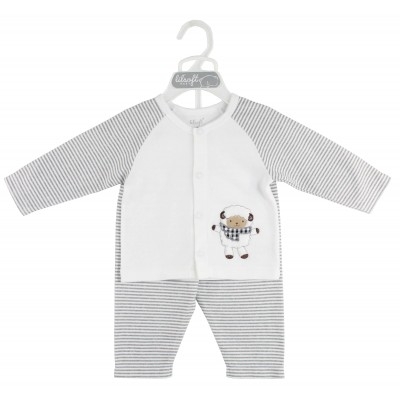 LILSOFT BABY 2PCS PYJAMAS SET