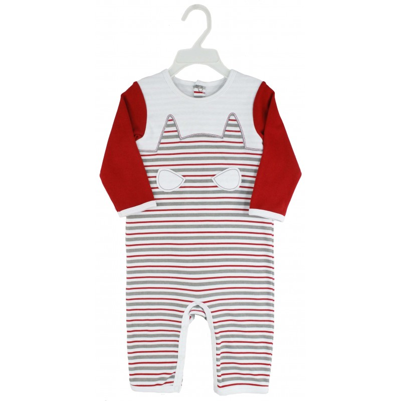 SLEEPSUIT WITH APPLIQUE