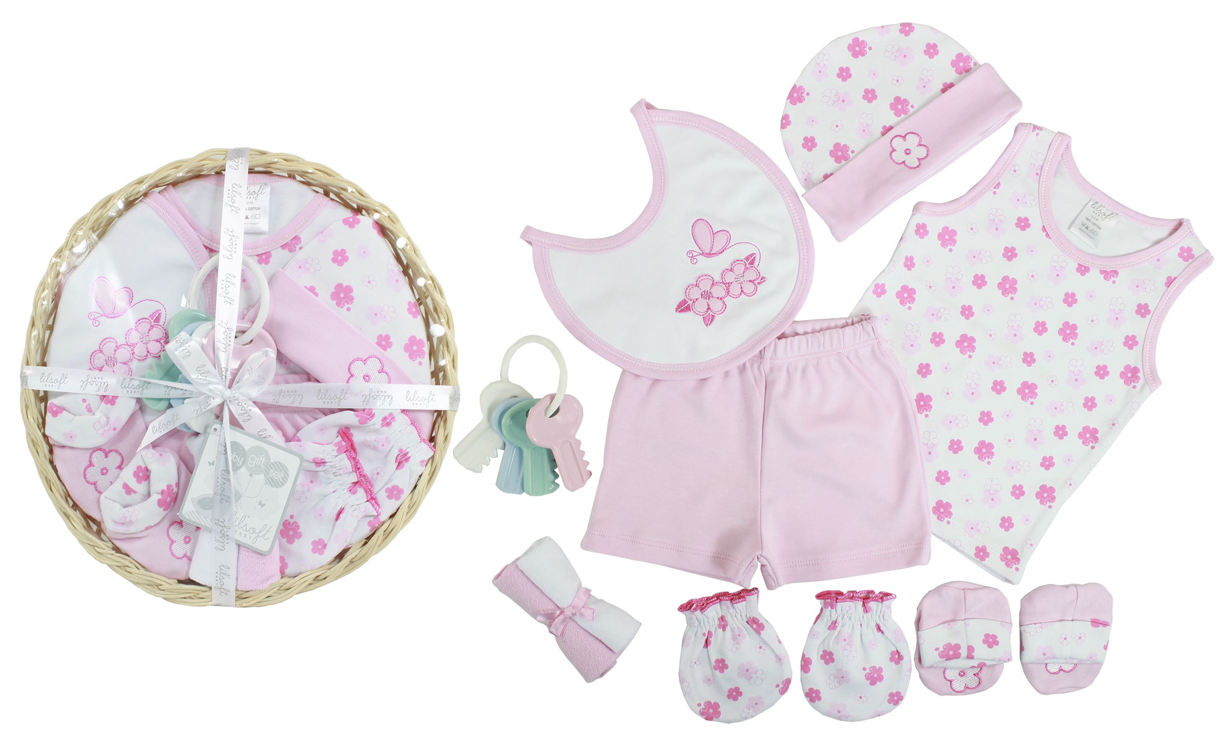Firstcry Baby Gift Sets : Pcs baby gift set for sets