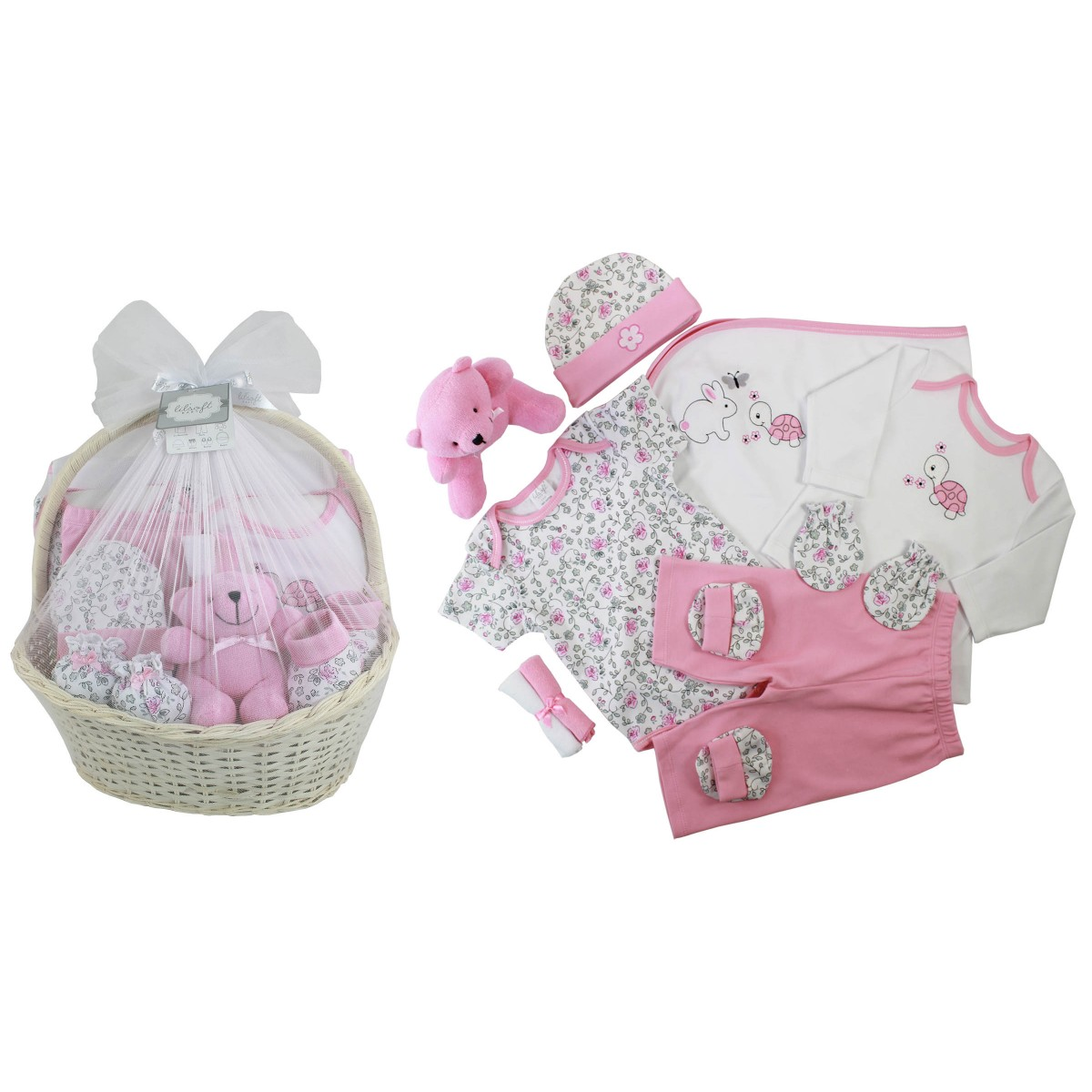 Baby Gift Set 11 Pieces : Pcs baby gift set for sets