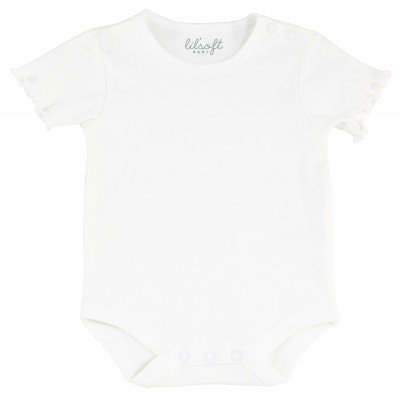G4 - SHORT SLEEVE BODYSUIT