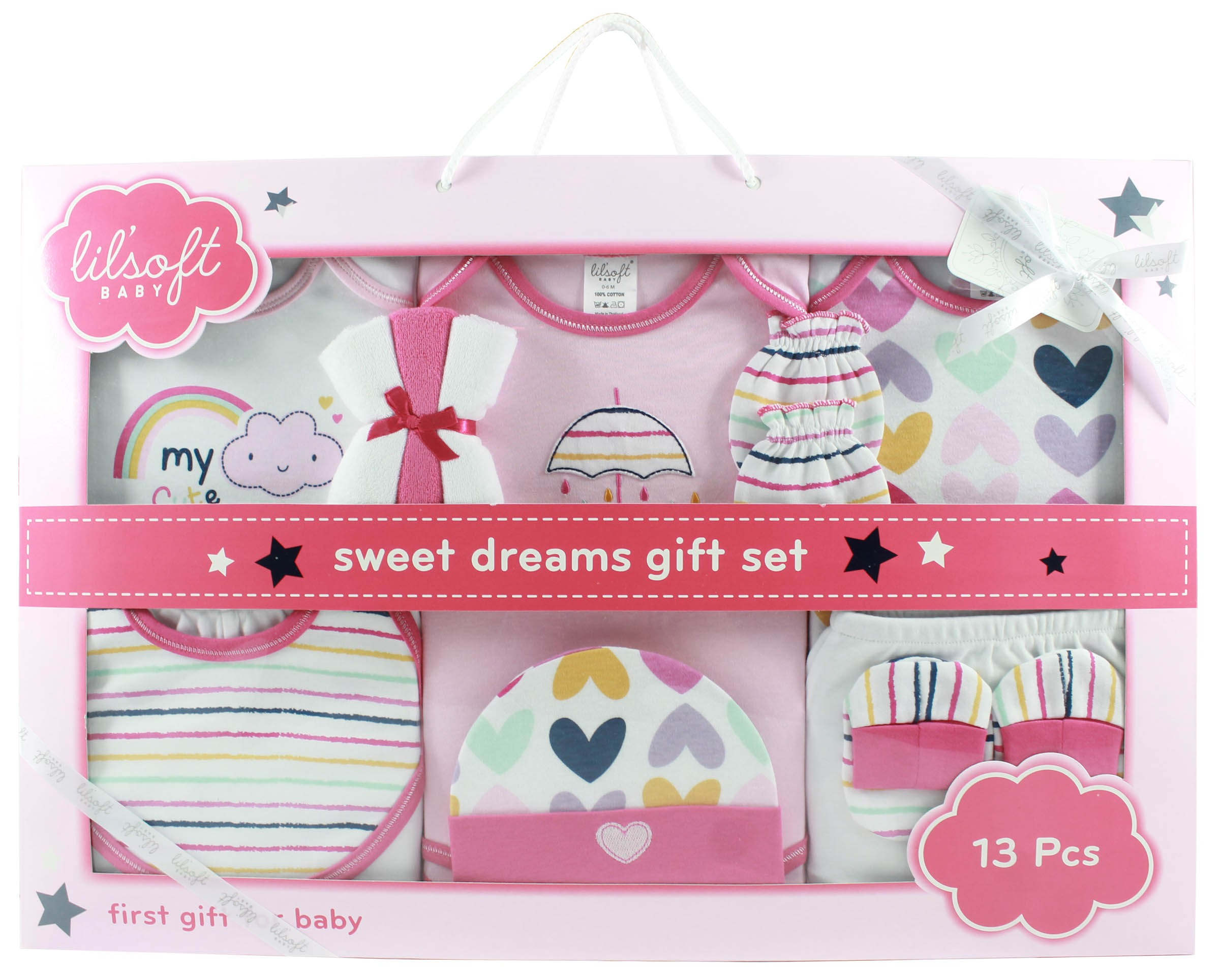 Baby Gift Kit : Pcs baby gift set for sets