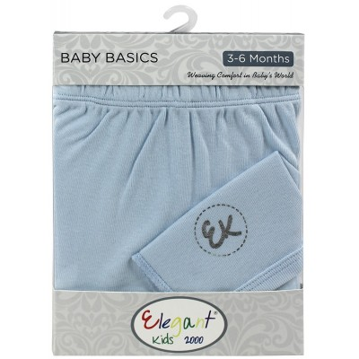 Solid Coloured Diaper Pant