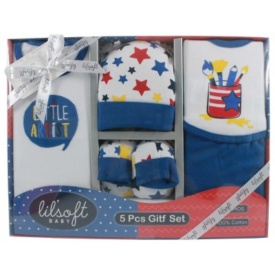 Baby Tank Top 5 Pieces Gift Set