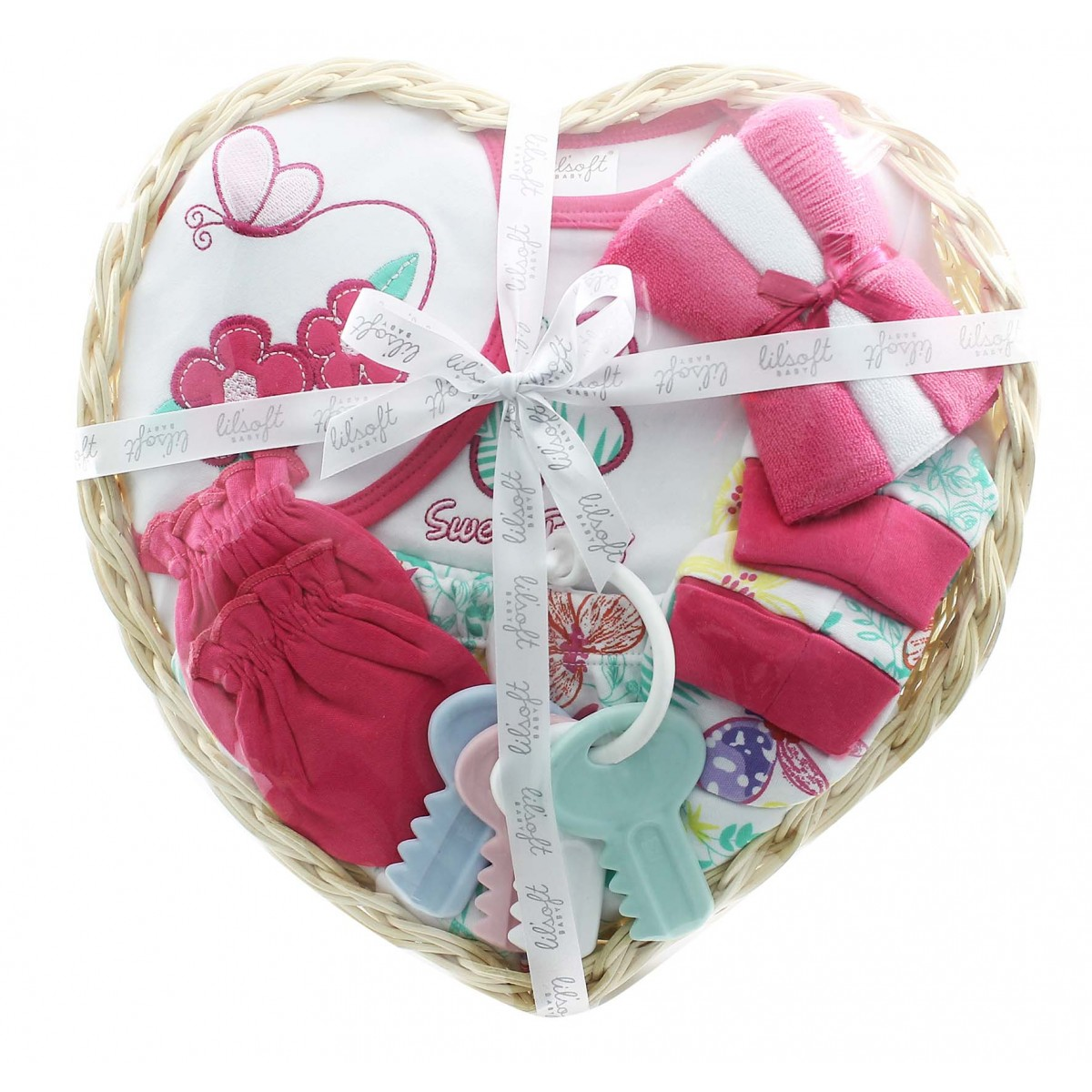 Baby Gift Pack : Pcs baby gift set for lilsoft