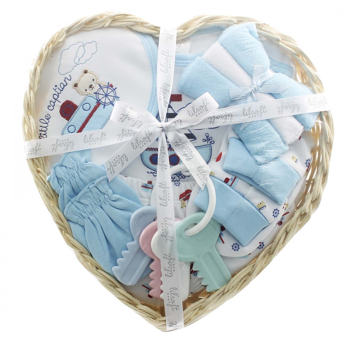 Baby Gift Sets : Pcs baby gift set for lilsoft