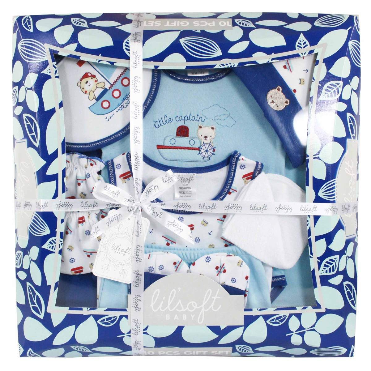 Firstcry Baby Gift Sets : Baby bodysuit pieces gift set for sets