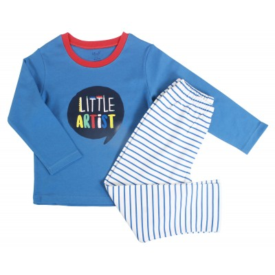 TODDLER BOYS - 2 PCS PYJAMA SET