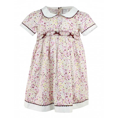 GIRLS WOVEN DRESS