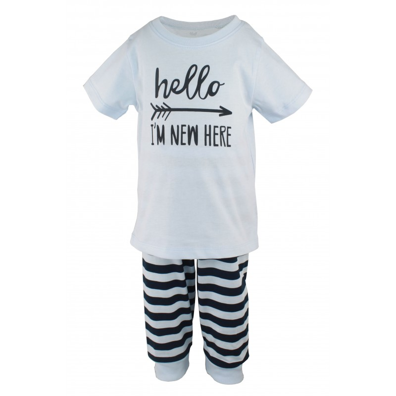 INFANT BOYS PYJAMA SETS