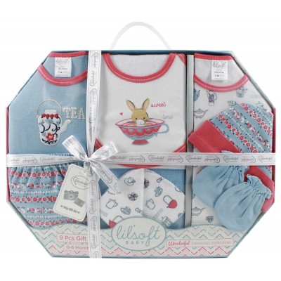 WONDERFUL MEMORIES 9 PCS GIFT SET