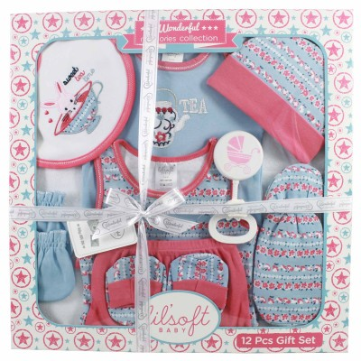 12 Pieces Baby Basics Set