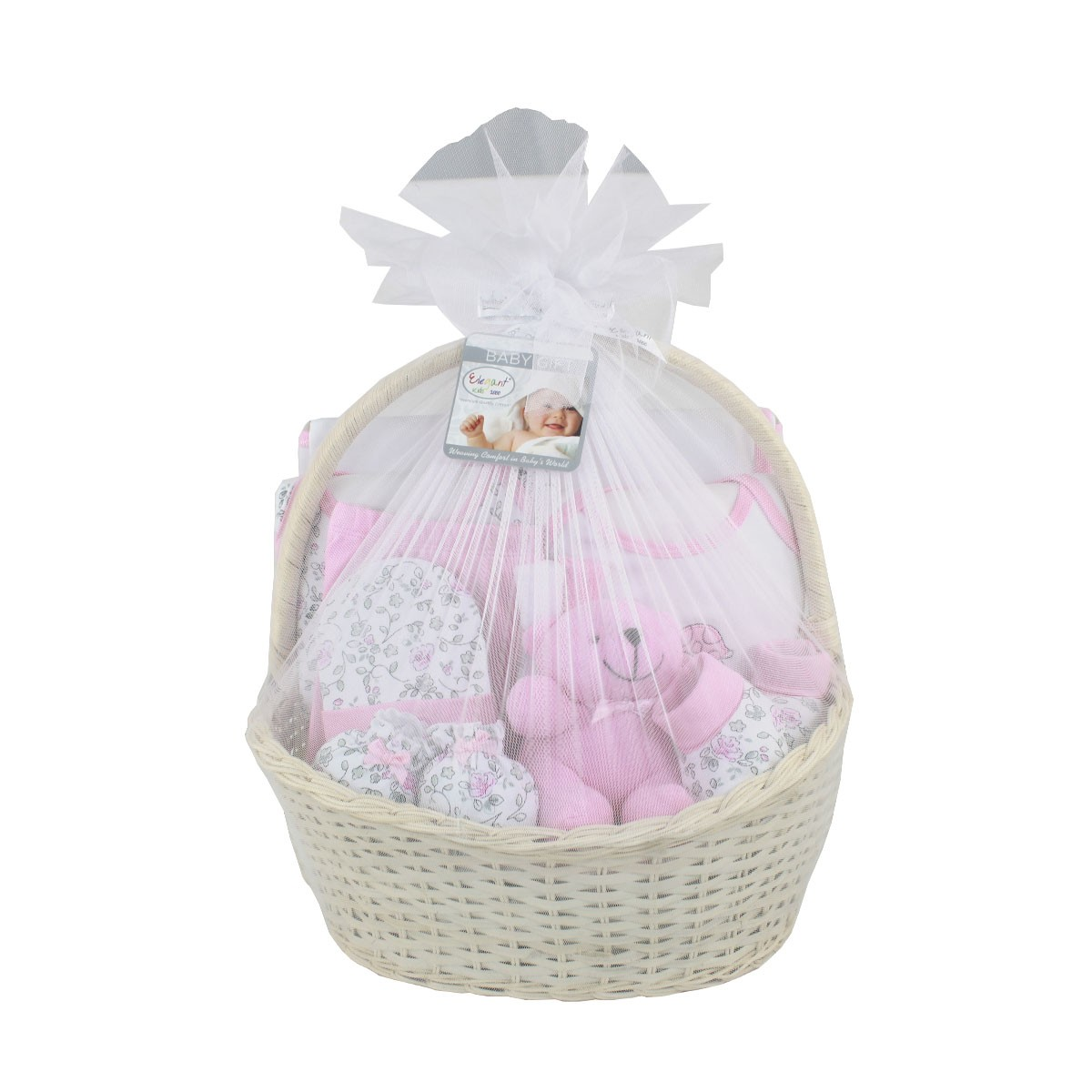 Diy do it yourself baby basket no4 for lilsoft baby diy do it yourself baby basket no4 solutioingenieria Image collections