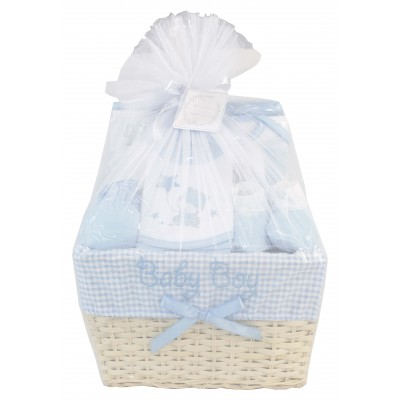 11 PCS BASKET GIFT SET