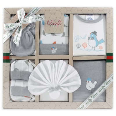 WONDERFUL MEMORIES 7 PCS GIFT SET