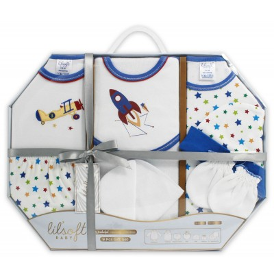 WOONDERFUL MEMORIES 9 PCS GIFT SET