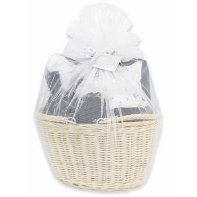 10PCS BASKET SET BIG BASKET (TWO HANDLE)