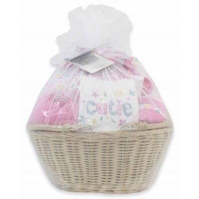 10PCS SMALL BASKET GIFT SET(TWO HANDLE)