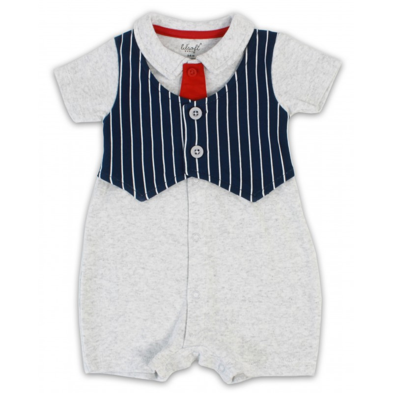 1 Pc Short Romper Party Set