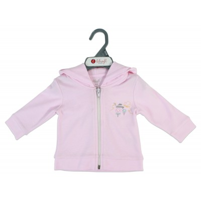 1 Pc. Hooded Jacket