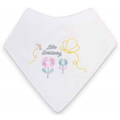 2Pcs Triangle Bib