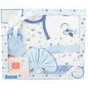 Baby Bodysuit 7 Pcs Gift Set