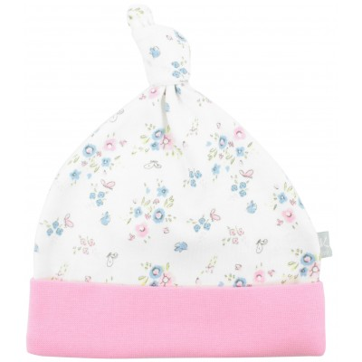 Elegant Kids Knotted Hat