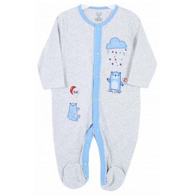 Elegant Kids 1 Pcs Sleepsuit