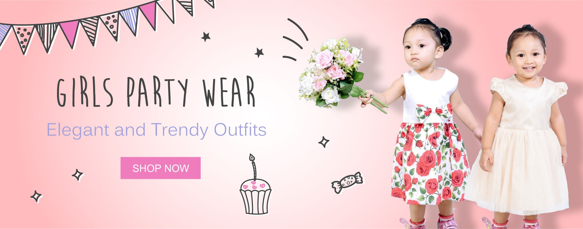 Cute Frocks & Dresses