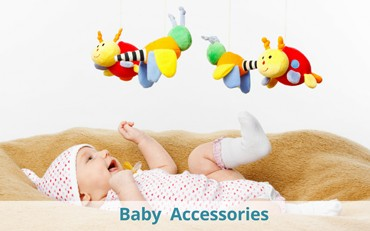 Baby Accessories - Adorable Shower Gifts
