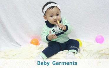 Lilsoft Baby Garments - Comfortable basic wear
